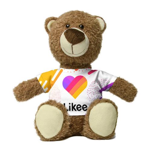 Миша в футболке 3D LIKEE (Like Video) Фото 01