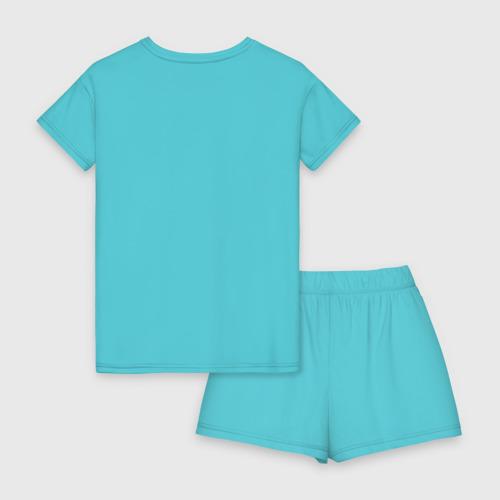 Женская пижама с шортиками хлопок LIKEE (LIKE Video) Фото 01