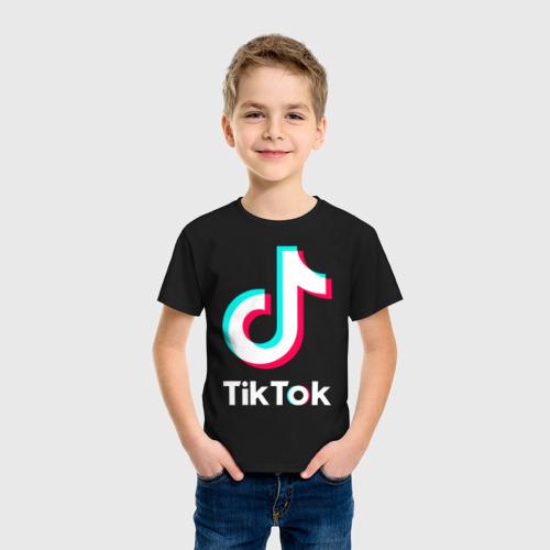 Детская футболка хлопок TikTok Фото 01
