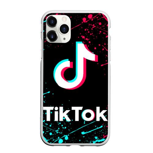 Чехол для iPhone 11 Pro матовый РЮКЗАК TIK TOK Фото 01