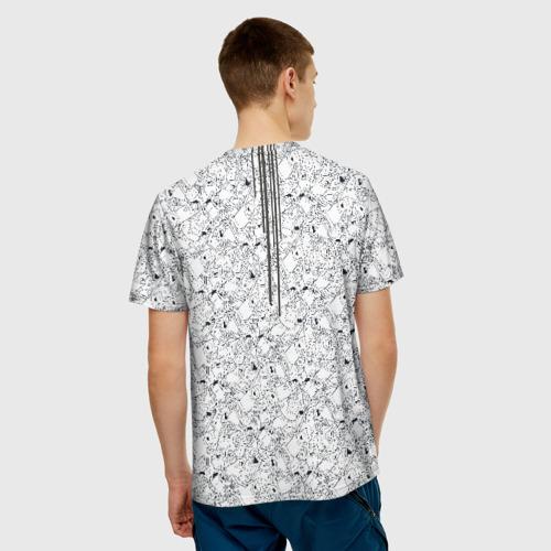 Мужская футболка 3D Finn Фото 01