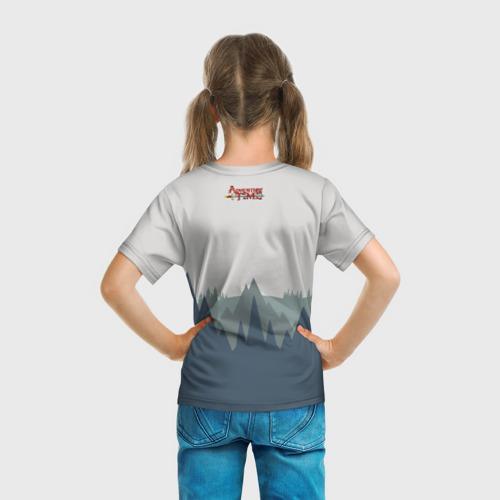 Детская футболка 3D Ледяной король Фото 01