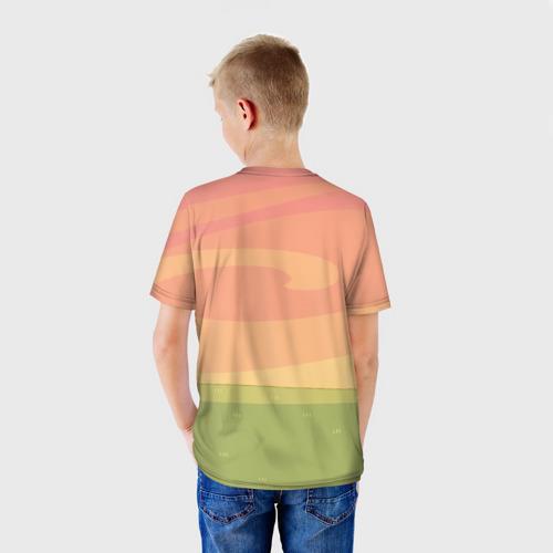 Детская футболка 3D AWW! Фото 01