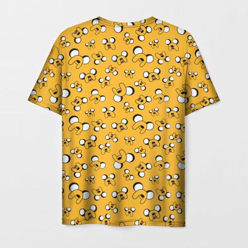 Мужская футболка 3D Джейк Фото 01