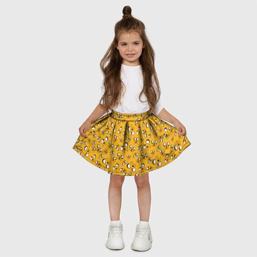 Детская юбка-солнце 3D Джейк Фото 01