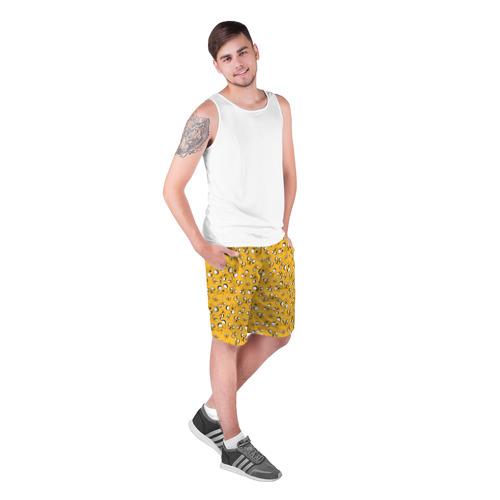 Мужские шорты 3D Джейк Фото 01