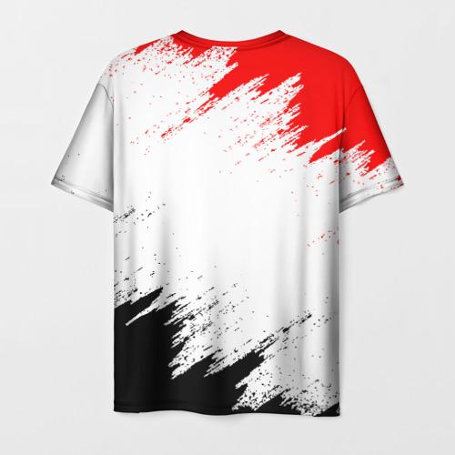 Мужская футболка 3D MITSUBISHI Фото 01