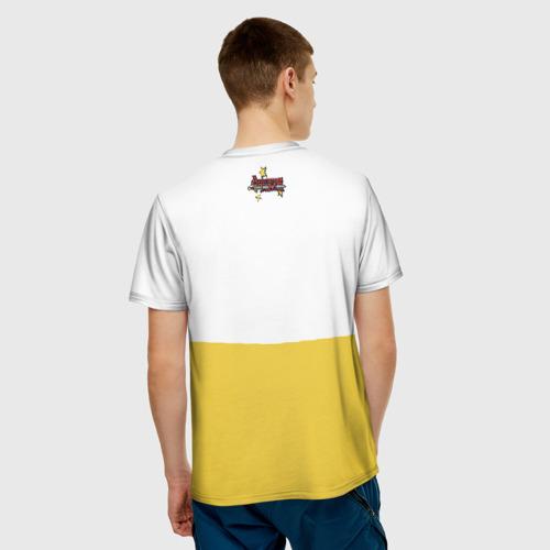 Мужская футболка 3D Фин и Джейк Фото 01