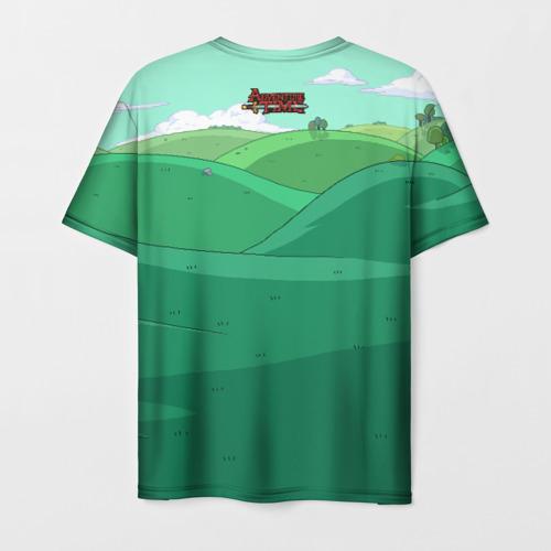 Мужская футболка 3D Bam! Фото 01