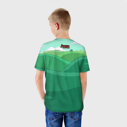 Детская футболка 3D Bam! Фото 01