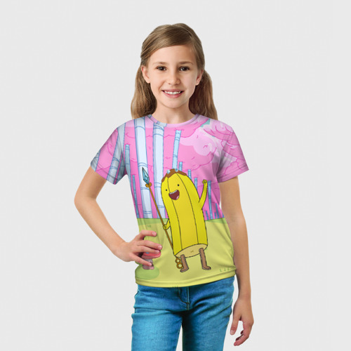 Детская футболка 3D Время приключений Фото 01