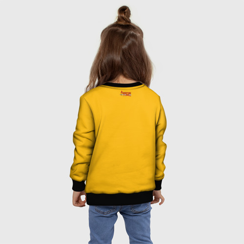 Детский свитшот 3D Обнимашки Фото 01