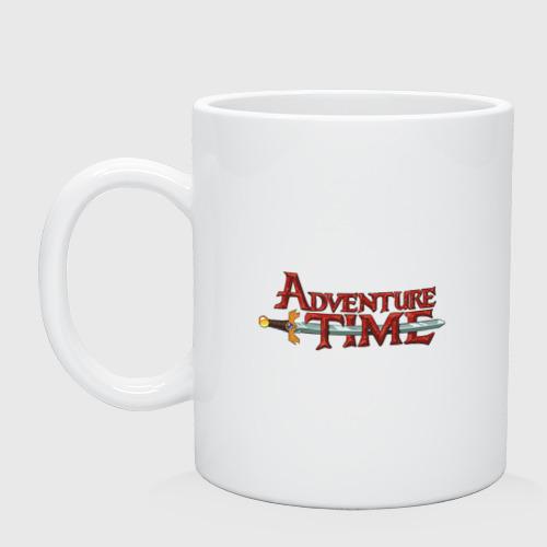 Кружка Adventure time