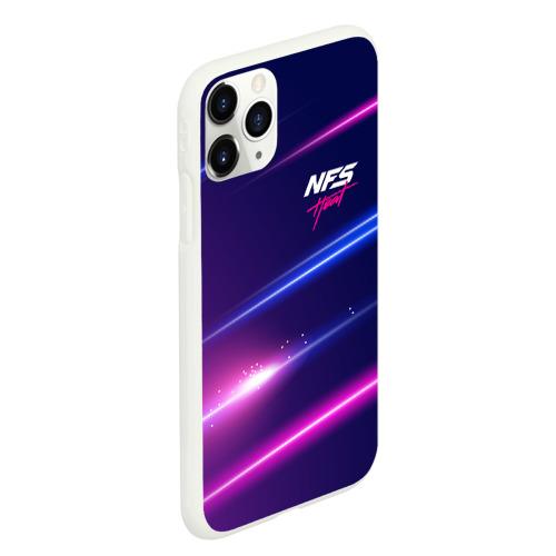 Чехол для iPhone 11 Pro Max матовый NFS: Heat (NEON) Фото 01
