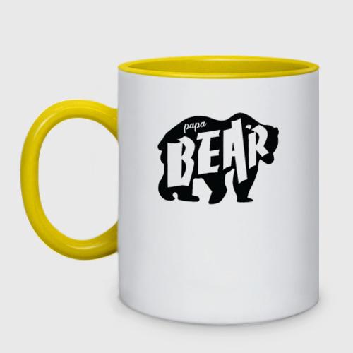 Папа-медведь