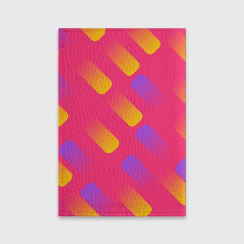 Обложка для паспорта матовая кожа LIKEE Фото 01