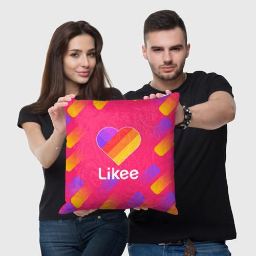 Подушка 3D LIKEE Фото 01
