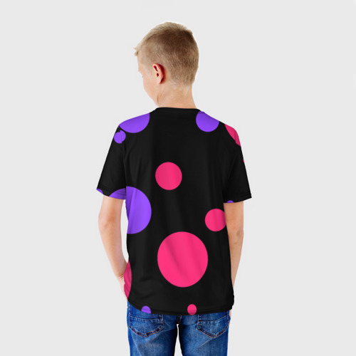 Детская футболка 3D РЮКЗАК LIKEE Фото 01