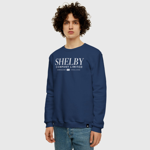 Мужской свитшот хлопок Shelby company limited Фото 01
