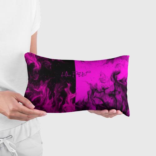 Подушка 3D антистресс LIL PEEP Фото 01