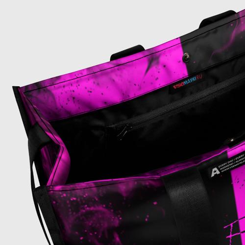 Сумка-шоппер 3D LIL PEEP Фото 01