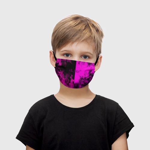 Детская маска (+5 фильтров) LIL PEEP Фото 01