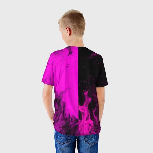 Детская футболка 3D LIL PEEP Фото 01