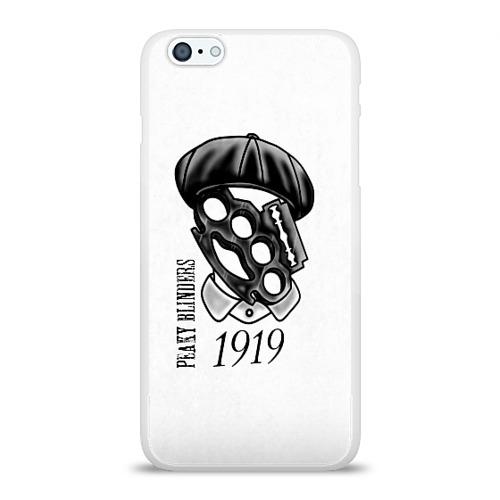 Чехол для Apple iPhone 6Plus/6SPlus силиконовый глянцевый Острые козырьки Фото 01