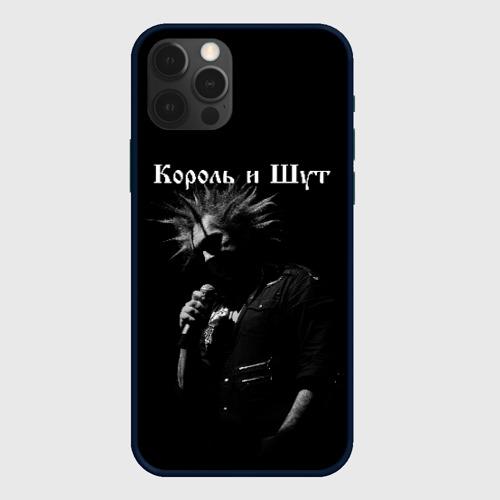 Чехол для iPhone 12 Pro Max КОРОЛЬ И ШУТ Фото 01