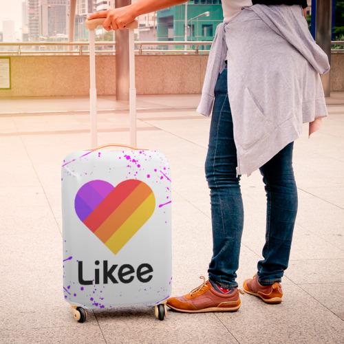 Чехол для чемодана 3D LIKEE Фото 01