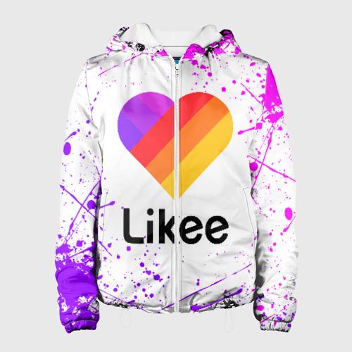 Женская куртка 3D LIKEE Фото 01