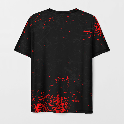 Мужская футболка 3D SABATON Фото 01