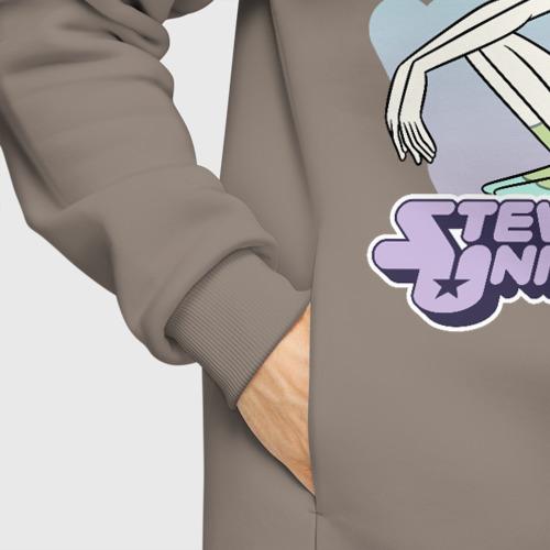 Мужское худи Oversize хлопок Steven Universe Фото 01