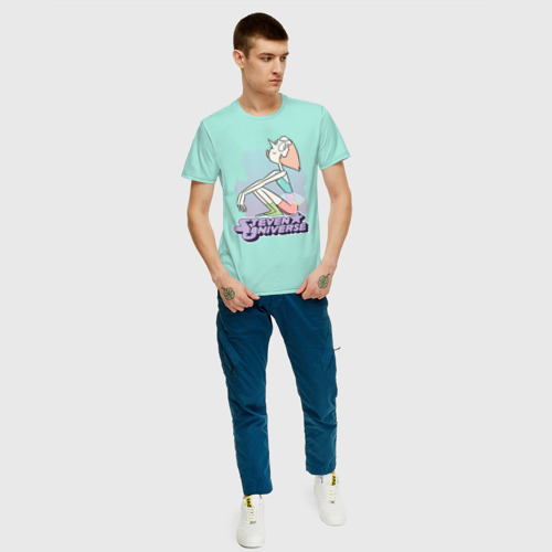 Мужская футболка хлопок Steven Universe Фото 01