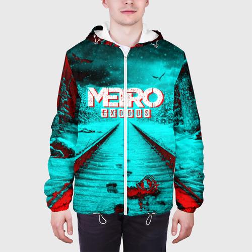 """3D куртка """"METRO EXODUS"""" фото 3"""