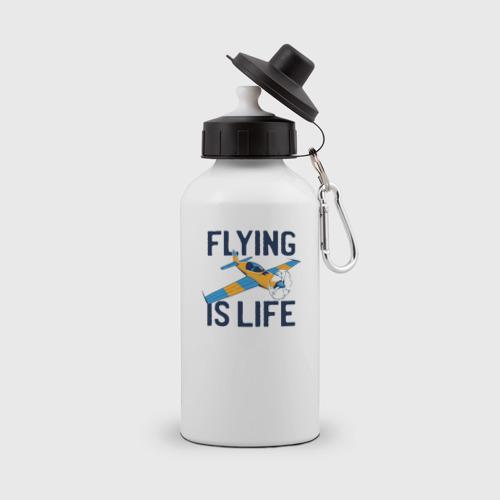 Бутылка спортивная Летать - это моя Жизнь
