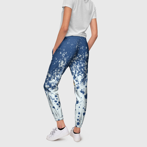 Женские брюки 3D Сова Фото 01