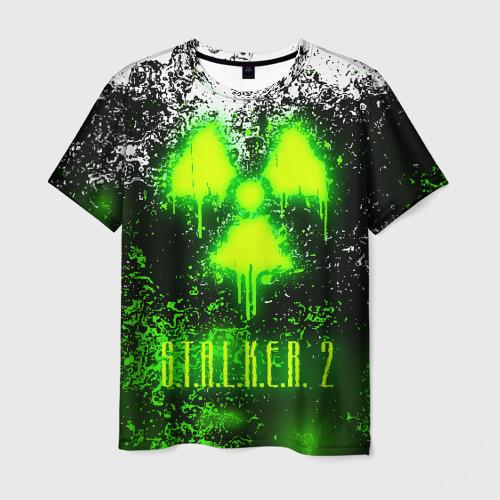 Мужская футболка 3D S.T.A.L.K.E.R. 2   СТАЛКЕР 2 Фото 01