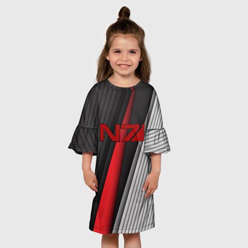 Детское платье 3D N7 116 фото