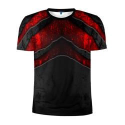 Black & Red Metal