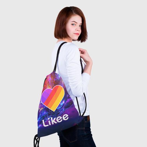 Рюкзак-мешок 3D LIKEE Фото 01