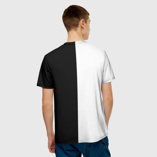 Мужская футболка 3D Король и Шут Фото 01