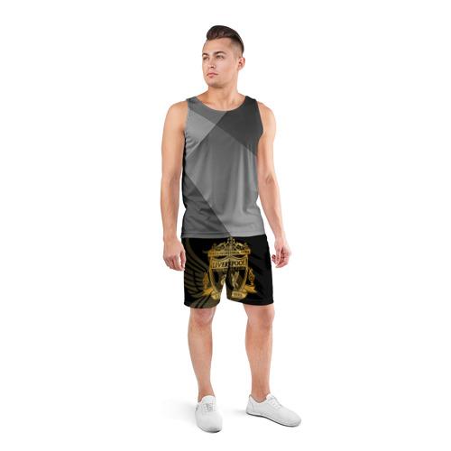 Мужские шорты спортивные LIVERPOOL Фото 01