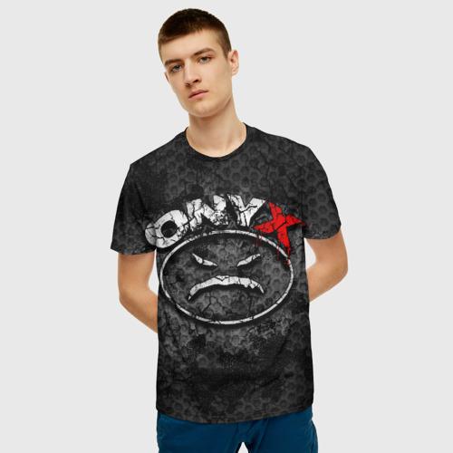 Мужская футболка 3D Onyx Фото 01