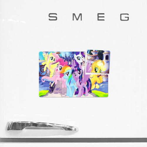 Магнитный плакат 3Х2 ПОНИ Фото 01