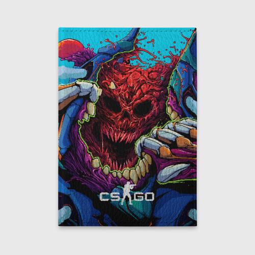 Обложка для автодокументов CS GO One фото