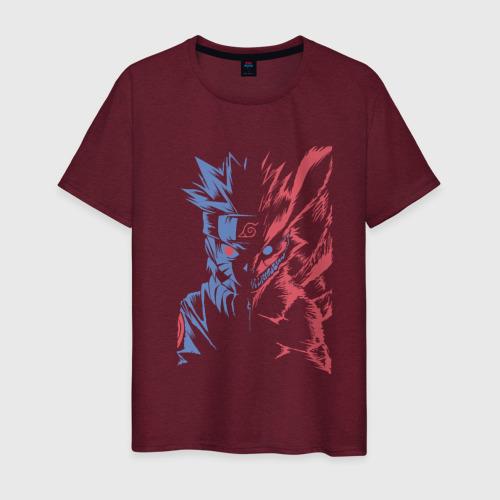 Мужская футболка хлопок Джинчурики XXXL фото