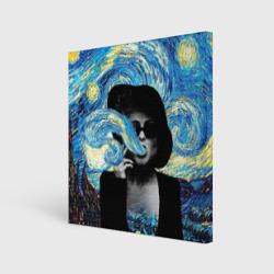 Марла на картине Ван Гога