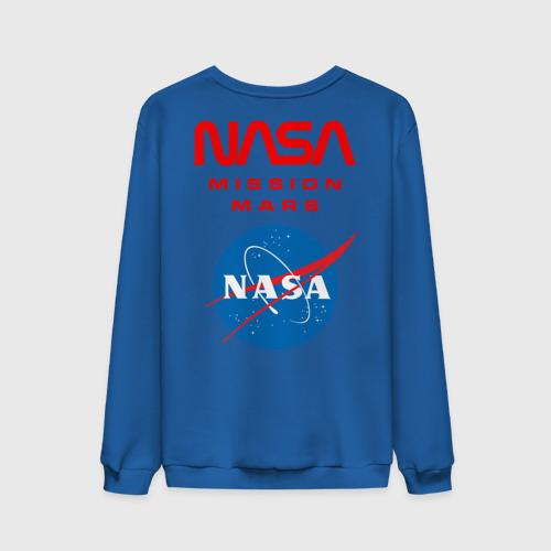 Мужской свитшот хлопок Nasa Mars mission Фото 01