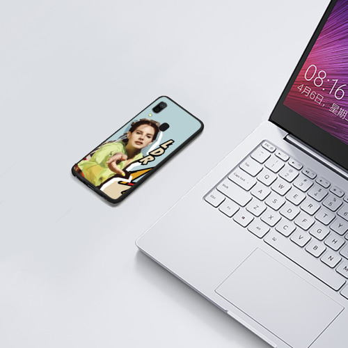 Чехол для Samsung A30 LANA DEL RAY - NFR! Фото 01